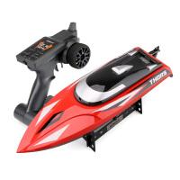儿童男孩充电动无线游艇轮船遥控船快艇玩具船模型高速
