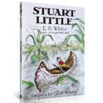 【顺丰包邮】英文原版 Stuart Little 精灵鼠小弟 E.B. White 怀特经典作品小说 6-9岁青少年儿