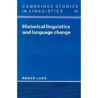 【预订】Historical Linguistics and Language Change