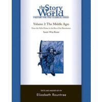 【预订】The Story of the World: History for the Classical Child
