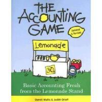 The Accounting Game 英文原版 世界上*简单的会计书