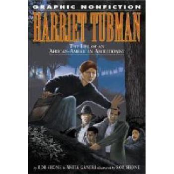 【预订】Harriet Tubman: The Life of an African American 美国库房发货,通常付款后3-5周到货!