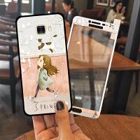 三星c5手机壳女款硅胶C5000卡通可爱全包防摔galaxy个性创意韩国