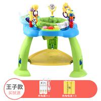 婴幼儿跳跳椅蹦蹦床蹦跳欢乐园宝宝健身架0-1岁早教益智玩具