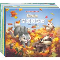 迪士尼班尼兔暖心绘本套装(全六册)