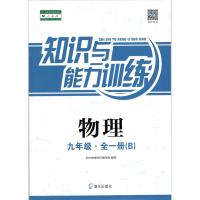 2018秋深圳中学知识与能力训练九年级物理全一册(B)配人教版