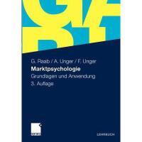 【预订】Marktpsychologie: Grundlagen Und Anwendung