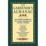 【预订】The Gardener's Almanac