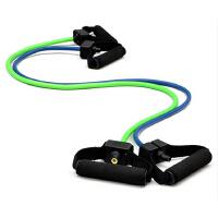 多功能拉力器材乳胶管臂力阻 健身一字拉力绳 弹力绳力量训练