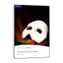 英文原版培生英语分级阅读Level 5:歌剧魅影(书+MP3)