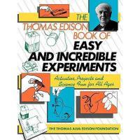 【预订】Thomas Edison Book Of Easy And Incredible