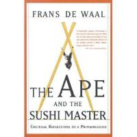 【预订】The Ape and the Sushi Master: Cultural Reflections