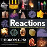 【全新直发】Reactions An Illustrated Exploration of Element Theod