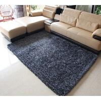 长毛加厚亮丝沙发客厅茶几地毯现代简约卧室床边飘窗满铺免洗地毯