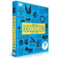 英文原版 The Economics Book 经济学百科 DK科普商业商务学习书