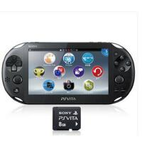 索尼SONY PSV主�CPlayStation VitaPSV 2000 黑色掌�C 附�8G���卡