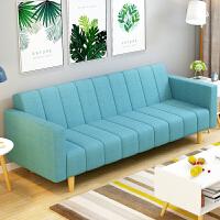 亿家达懒人沙发小户型客厅沙发多功能折叠沙发床卧室榻榻米布艺沙发组合