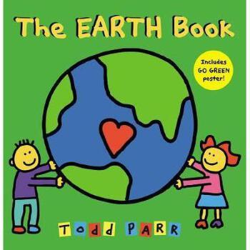 【预订】The Earth Book [With Poster] 美国库房发货,通常付款后3-5周到货!