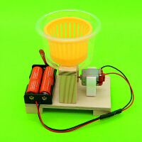 科技小制作diy材料包小发明手工制作脱水机甩干机小学生科学作业