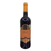 亨利名庄美乐干红葡萄酒 法国原瓶进口 750ml