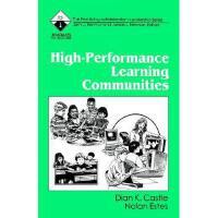 【预订】High-Performance Learning Communities
