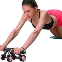 健腹轮腹肌轮巨轮健身器材家用女减肚子滚轮滑轮男士训练