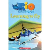 Popcorn Readers: Rio: Learning To Fly with CD 里约大冒险 有声读物