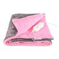 电热护膝毯办公室暖身毯电暖垫披毯可水洗加热盖毯