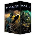 英文原版进口书 《光晕》3本套装 Halo Boxed Set: Contact Harvest/The Cole Protocol/Ghosts of 礼品书