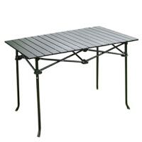 折叠桌自驾游野营户外便携桌野餐户外折叠铝桌 户外休闲桌