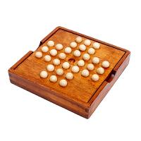 独立钻石棋古典儿童玩具桌游孔明棋