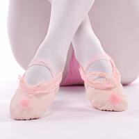 儿童舞蹈鞋女软底练功鞋肉色瑜伽鞋猫爪鞋形体跳舞鞋芭蕾舞鞋成人