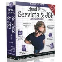 【新书店正版】Head First Servlets and JSP(第二版)巴萨姆(BryanBasham)中国电力