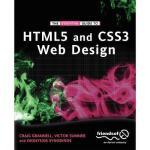 【预订】The Essential Guide to Html5 and Css3 Web Design