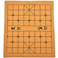 中国象棋棋盘 PU皮革软棋盘 防水耐磨便携式