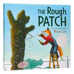 【中商原版】凯迪克: 走出荒原(2019年凯迪克银奖) The Rough Patch 亲子绘本 绘本故事书 凯迪克银