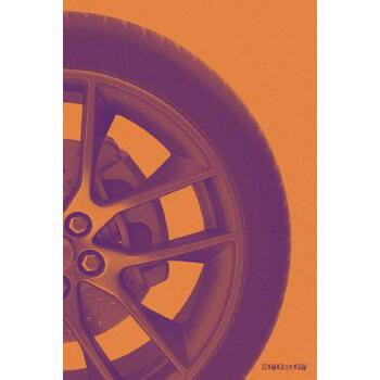 【预订】Motorsport: F1 Motogp NASCAR Rallying Racing (Orange) Bullet Journal Dot Grid Bujo Daily Planner 预订商品,需要1-3个月发货,非质量问题不接受退换货。