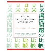 【预订】Local Environmental Movements: A Comparative Study