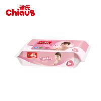 宝宝必备 柔润手口婴儿湿巾80片【食品级原料】