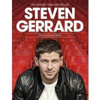 Steven Gerrard: My Liverpool Story 史蒂文杰拉德自传:利物浦故事【英文原版】