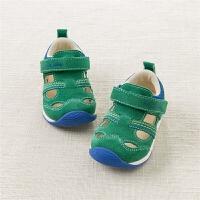 夏季男童镂空凉鞋 机能鞋