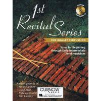 【预订】1st Recital Series for Mallet Percussion: Solos for