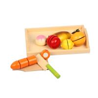 早教玩具切切拼拼宝宝玩具教具 日常生活教育