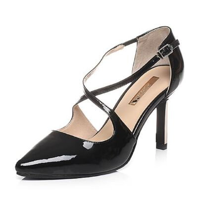 Tata/他她春季专柜同款牛皮女皮凉鞋2H513AK6