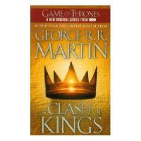 英文原版 A Clash of Kings Book 2 of A Song of Ice and Fire列*的纷争