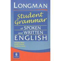 【预订】Longman Student Grammar of Spoken and Written