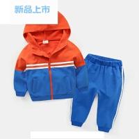 男童运动套装2018春装春秋新款童装宝宝儿童小童1岁3两件套