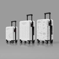 【网易考拉】考拉工厂店 正版授权哆啦A梦手绘旅行箱