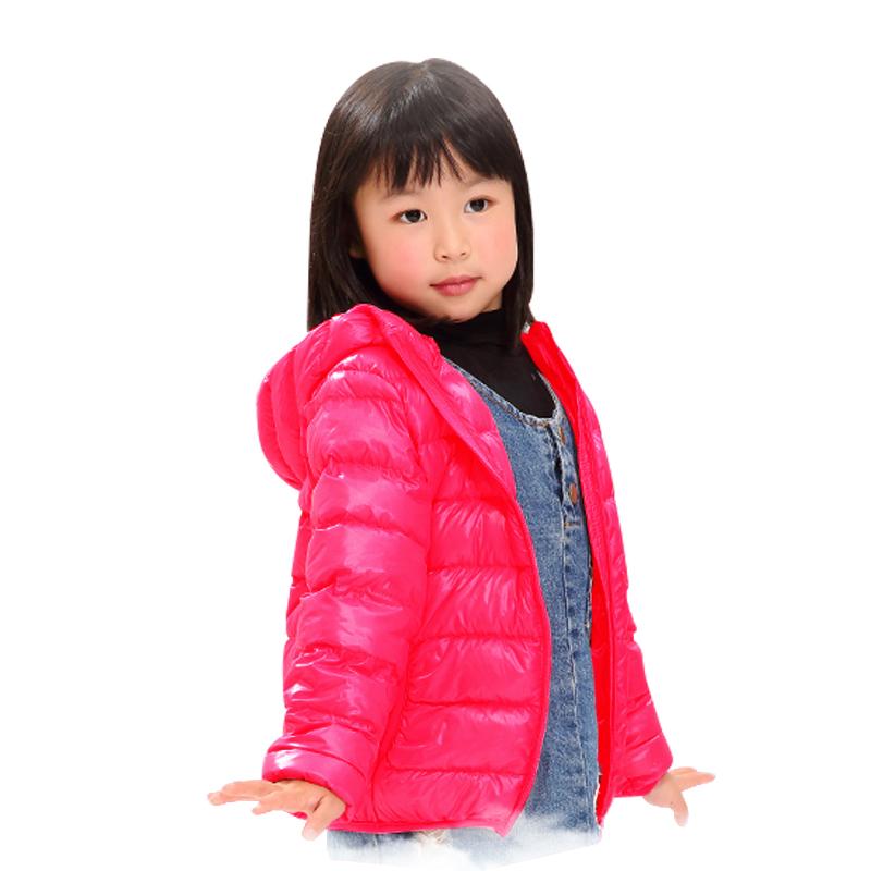 【一件三折 到手价:119.7】yaloo/雅鹿儿童羽绒服短款男童女童轻薄款连帽冬季中大童