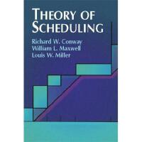 【预订】Theory of Scheduling